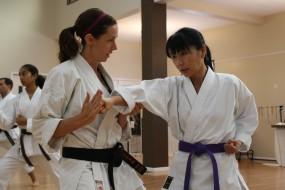 Women's-Focused Class - October 27 (Saturday), 12-1:30pm