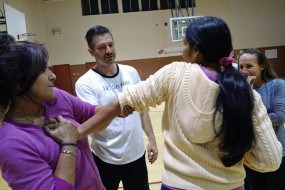 New Self-Defense Classes Start in February