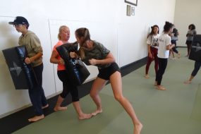 Summer Youth Self-Defense Workshops