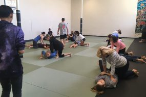 Youth Self-Defense Workshops Week of Thanksgiving