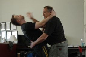 Self-Defense Workshop with Mr. Rory Miller, Friday, January 25th