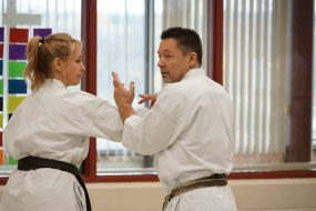 Open Karate Seminar Set with Senseis Paul & Michelle Enfield, April 5-7